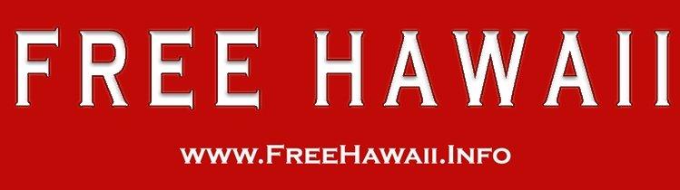 Free Hawai`i