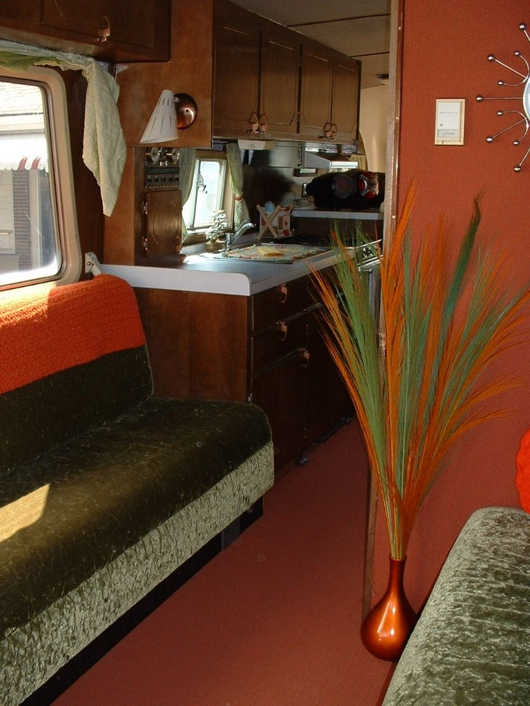 My 1971 Dodge Travco Motorhome - May 2007