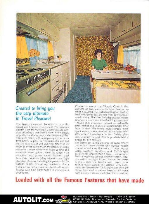 60s/70s Shasta Class A