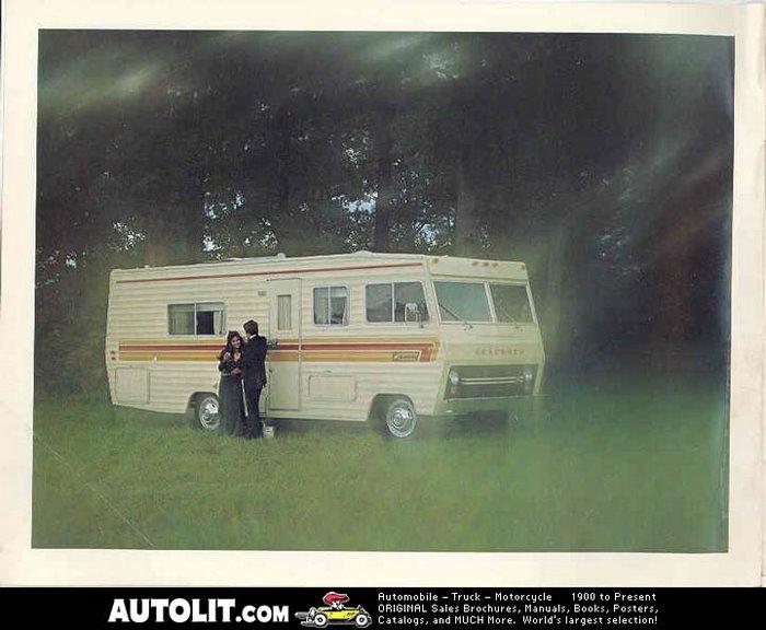 Coachmen Motorhome