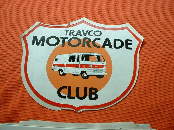Original Motorcade Sticker
