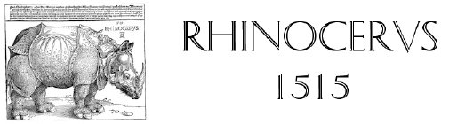 Rhino 1515