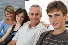 Parents and teens can learn to communicate
