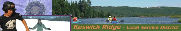 Keswick Ridge - LSD