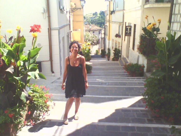 Paola a Numana