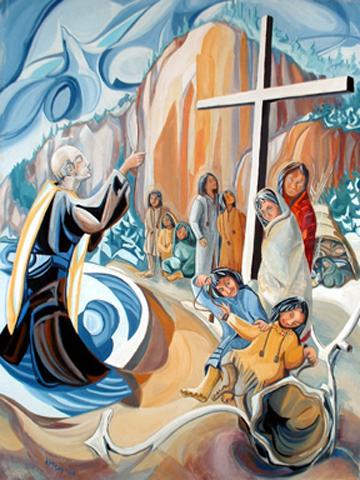 Baptism at Black Bay