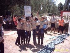 A união faz a força das águias - Acareg 2004 Boidobra