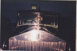 Rolls Royce - originally owned by the Maharaja of Darbhanga