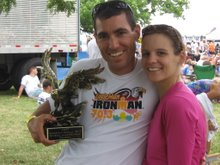 2007 Eagleman Awards Ceremony With Michelle
