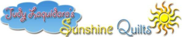 Judy Laquidara - Sunshine Quilts