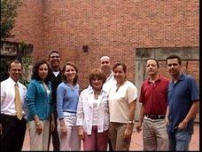 Fundadores de la Red de Gestores Culturales del Valle del Cauca