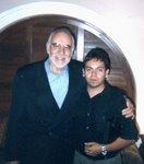 Aarón Hernán y César Arnoldo Márquez