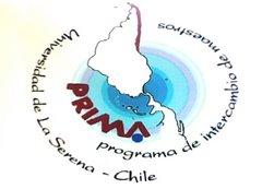 PRIMA - Logotipo