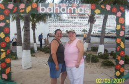 Fiorella Brindani & Carmarie Rios