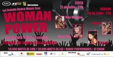 Woman Power - 1st Female Dance Music Fest