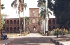 University of khartoum, my home