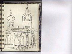 siauliai (lituania). chiesa ortodossa