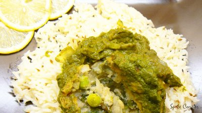 how to make green curry paste less spicy