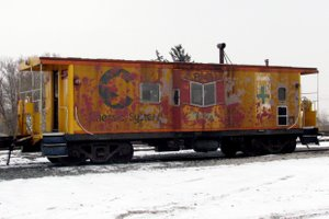 CSX Local/Yard Caboose