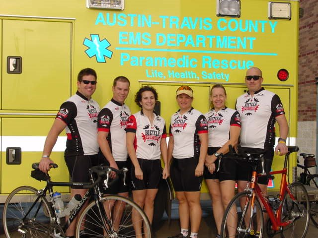 Austin Paramedic Cycling Team