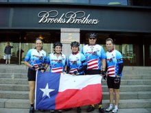 Team Texas at Ground Zero
