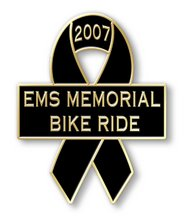 BE A PART OF THE RIDE!  PURCHASE A PIN FOR $5