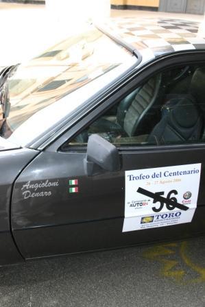 Livrea Porsche 924 Trofeo del centenario 2006