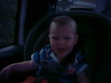 Matt in the car