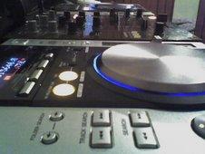 CDJ200 +MIXER DJM4OO/PIONEER