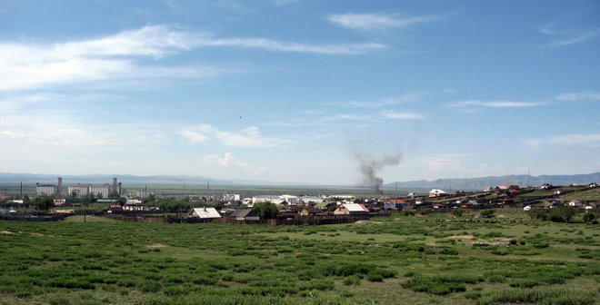 Sukhbaatar, Mongolia