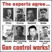 Gun Control Worked for These Guys