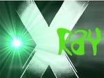 X ray logo