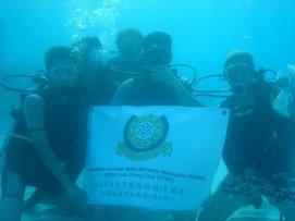 这些是令青团运骄傲的潜水少将!!