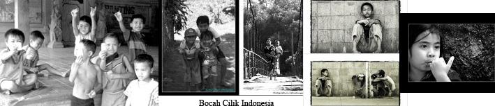 Bocah Cilik Indonesia