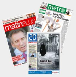 Presse Quotidienne Urbaine Gratuite (France)