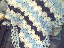 Soft As A Cloud Afghan