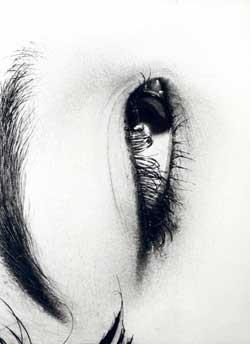 olhos que te olham