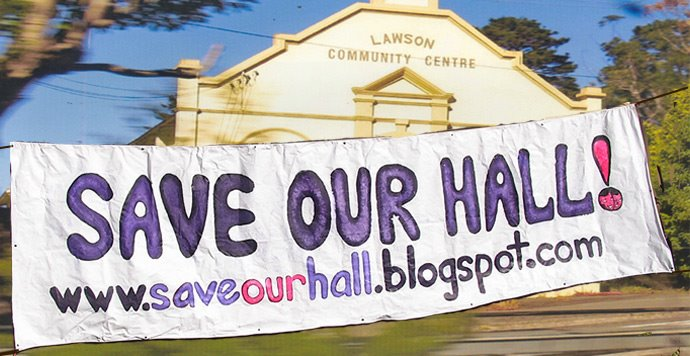 Save Lawson Mechanics Institute Blue Mountains From Demolition