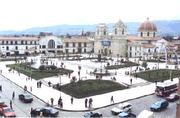Plaza Constitución de Huancayo