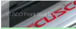 CUSCO Strut Bar