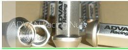 ADVAN Racing Wheel Nuts