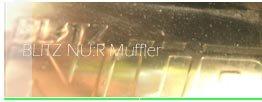 BLITZ NU:R Muffler