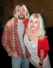 Matt and Jen
