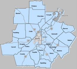 Metro Atlanta