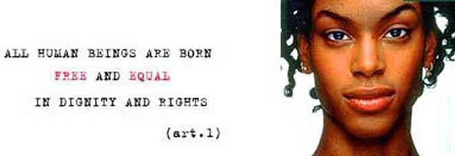 Artículo 1°, Declaración Universal de Derechos Humanos