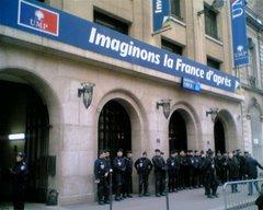 Imaginons la France de Sarkozy demain...