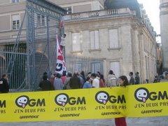Rassemblement anti-OGM, Angers, 18 mars (photo de Bernard Vit)