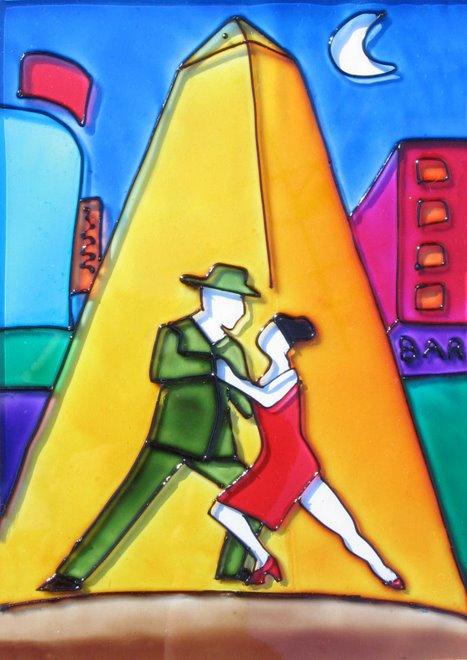 Tango en el obelisco