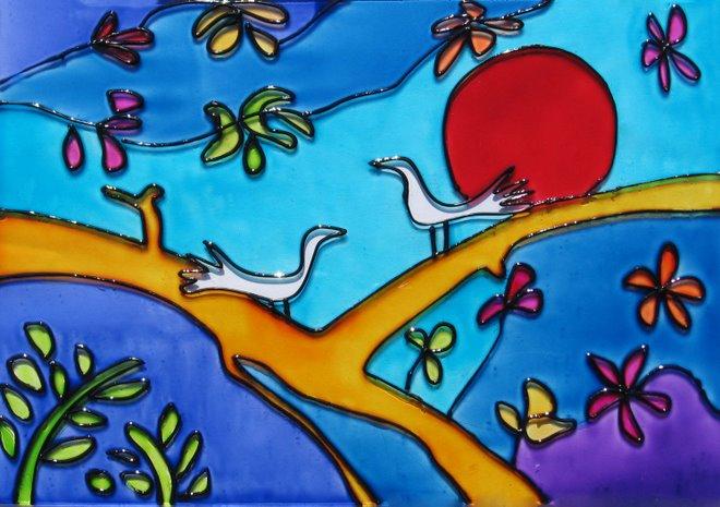 Selva misionera azul