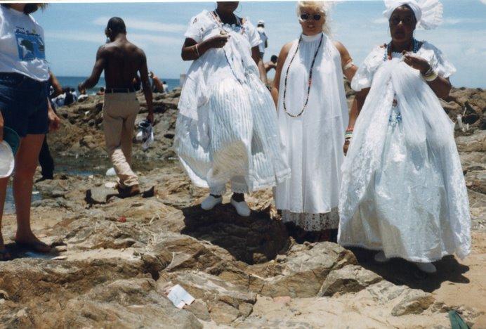 Iyamioya en Bahia de todos los Santos
